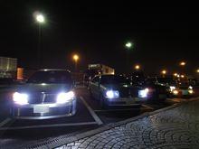 [リバティ]みん友さんとプチオフ 東関東自動車道 湾岸幕張PA