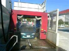 とりあえず洗車