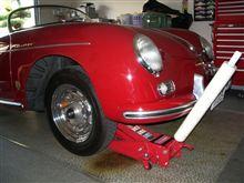 356の、ブレーキ調整