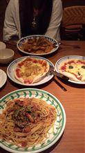 イタリアンな晩御飯