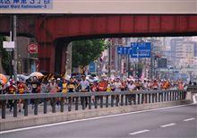 大阪マラソン2011応援~ん!