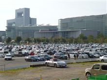 モータースポーツジャパン2011に行ってきました(A会場編)