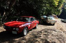 旧車キャンプ