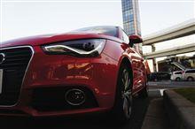 試乗記・・・Audi A1