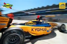 【チャリティー・オークション】 Formula NIPPON / 石浦宏明選手直筆サイン入り レーシングシューズ