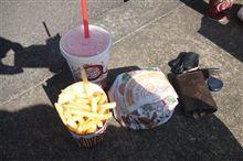 Burger KingのUS版にビックリ!