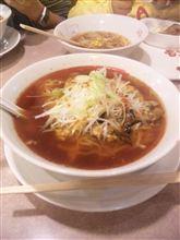 幸楽苑(酸辣湯麺)