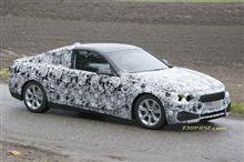 BMW F32 4 Series Coupe 偽装から起こしたらしい予想CG