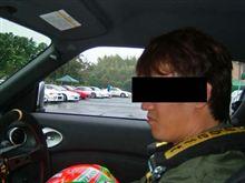 2011年11月6日 美浜サーキットでジムカーナ同乗走行