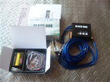 レクサスRXにBLACKBOX取り付け・RECS施工