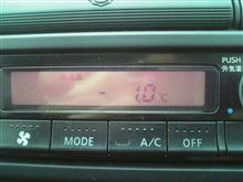 寒っ!!o(>◇<)o