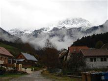 ホテルの窓辺から5 Grenoble