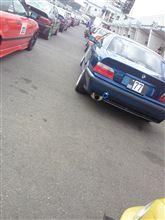 BMWCUP 2011 Rd.5棚ボタの初表彰台~でもシャンパンは無しよ