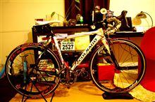 いざ、一生に一度のサイクリングへ(=゚ω゚)ノ♪
