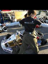 レーシングカート2011/11/26