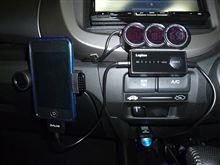 iPod用FMトランスミッターも!