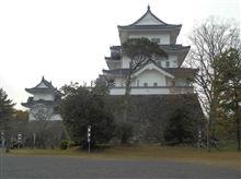 【日本100名城】伊賀上野城
