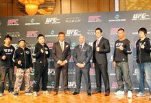 UFC日本大会全対戦カード発表