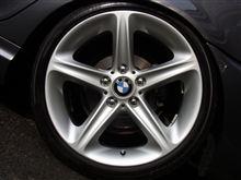 BMW純正スタースポーク264 18インチ
