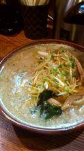 今週末は二郎系の嵐のよ・か・ん★熟成田舎味噌らーめん 幸麺7