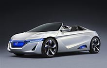 ホンダ次世代電動スモールスポーツコンセプトモデル「EV-STER」を世界初披露