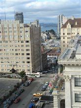 ホテルの窓辺から6 Nob Hill / San Francisco