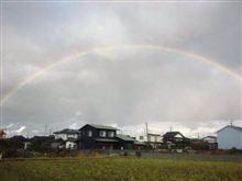 虹ゲット(^^♪