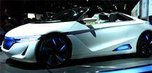 【TMS2011】Honda EV-STER