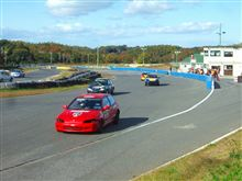 2011.12/4ノーマルカー4時間耐久レースR6(最終戦)in美浜サーキット