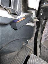 コルト燃費向上研究 OBD2での、スロットル開度の追跡調査1