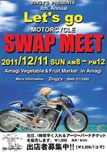 8th.Let's go Motorcycle swapmeet