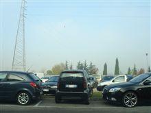 街角の名車たち10 smart / Milano