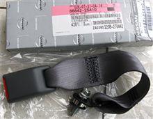 【PP1】シートベルトバックル交換 ニッサン 86842-2s410