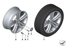 BMW F30 New 3 Seriesのオフセット。