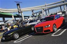 Audi大黒オフ参加'11.12