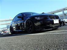 BMWM3:週末メンテナンス&プチモディ!