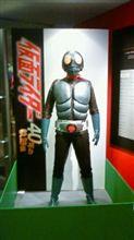 仮面ライダー40年の軌跡展