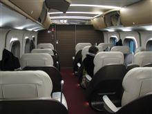 続・新幹線<はやぶさ>に乗ってみた
