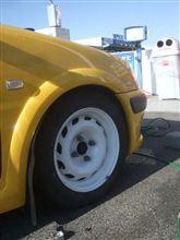 タイヤの冬支度