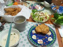 定番の夕食