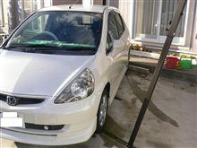 一台目 洗車