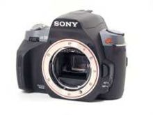 娘のカメラα200の