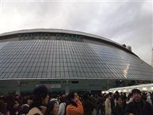 B'zのライブに来たぞ~(*≧∀≦*)