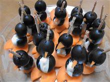 オリーブのペンギン