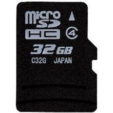 東芝microSDHC 32GB 2200円