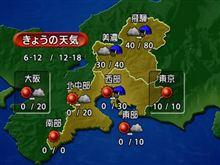 雨は大丈夫かも・・・♫(*^^*)12/29(木曜日)