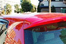 初洗車(笑) Sモードの不思議