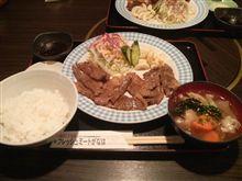 和牛焼肉定食(焼肉乃我那覇)