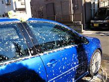 年納め洗車