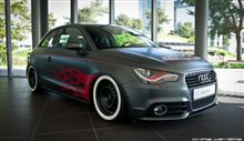 Audi  A1 HOT ROD!&年末のご挨拶(^-^)